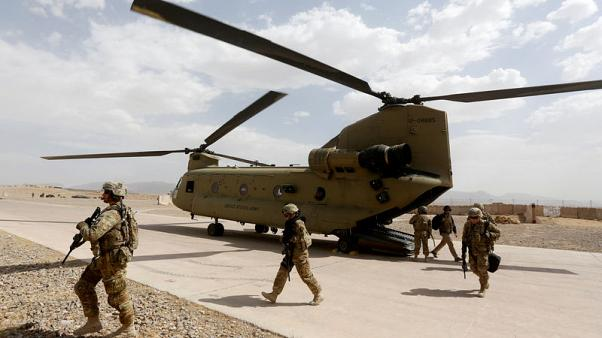 Foreign troops to quit Afghanistan in 18 months under draft deal: Taliban officials