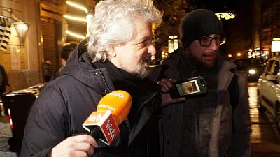 Grillo, Lega-M5S connubio vincente