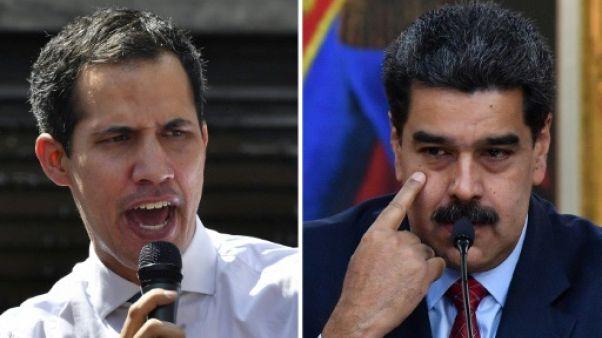 """Venezuela: la France """"prête à reconnaître"""" Guaido, déclare Macron"""