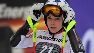 Ski: cinquième, Miradoli égale sa meilleure performance au super-G de Garmisch