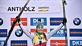 Biathlon: Dorothea Wierer, la bonne affaire en poursuite à Anterselva