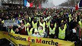 محتجو السترات الصفراء يتحدون ماكرون بمظاهرات جديدة