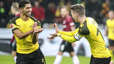 Bundesliga:Dortmund ne fa 5 all'Hannover