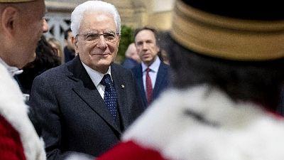 Mafia: Mattarella ricorda Mario Francese