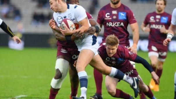 Top 14: la victoire pour Bordeaux, les regrets pour Agen