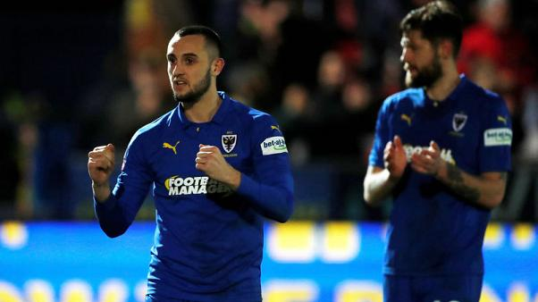 AFC Wimbledon topple West Ham in FA Cup, Millwall beat Everton