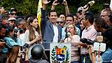 U.S. calls on world to 'pick a side' on Venezuela; Europeans set to recognise Guaido