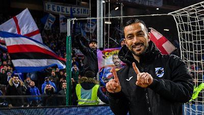 Giampaolo, contento per vittoria e Fabio