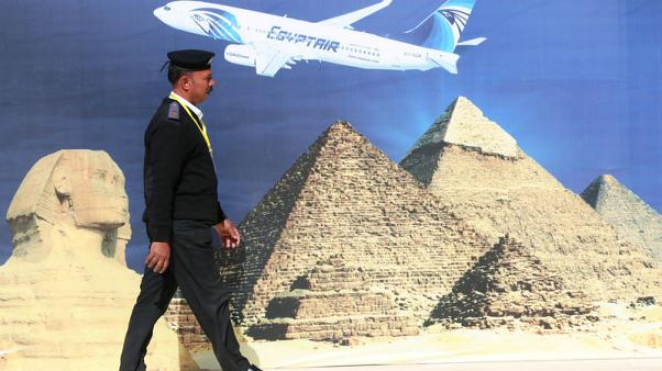 Egypt opens new international airport in Giza for trial flights