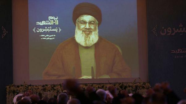 زعيم حزب الله :عقدتان تحولان دون تشكيل الحكومة اللبنانية