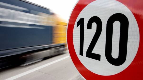 Not so fast: Most Germans favour speed limits on the Autobahn