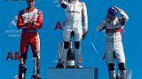 UK's Bird wins in Santiago to close on Formula E lead