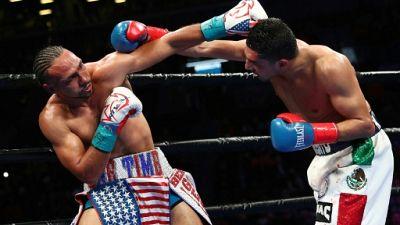 Boxe: retour gagnant pour Thurman qui conserve son titre WBA des poids welters