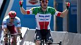 Cyclisme: Elia Viviani s'impose en roi du sprint dans la Cadel Evans Great Ocean Road Race