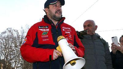 Migranti: Salvini, calo sbarchi e morti