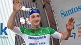 Ciclismo: a Viviani la Cadel Evans race