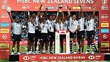 Rugby à VII: les Fidji remportent haut la main l'étape néo-zélandaise du Circuit mondial