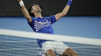 Tennis: Djokovic trionfa a Melbourne