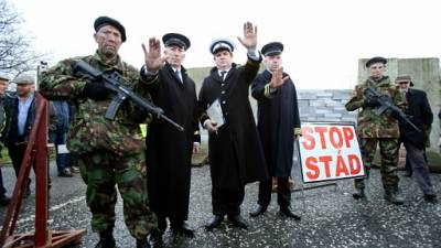Brexit: des fissures apparaissent autour de la frontière irlandaise