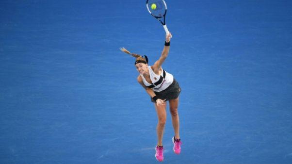 Fed Cup: Kvitova ne jouera pas avec les Tchèques contre la Roumanie