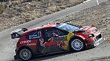 Rallye Monte-Carlo: Ogier et Neuville séparés de 4/10 avant la dernière spéciale