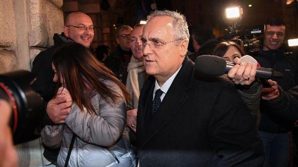 La Lazio ricorda le vittime della Shoah