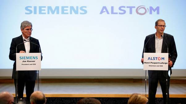 French finance minister says no grounds now for EU veto of Alstom-Siemens rail deal