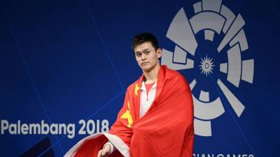 Dopage: le nageur chinois Sun Yang de nouveau dans la tourmente