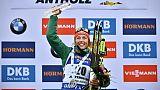 Biathlon: Dahlmeier renoue avec le succès en remportant la mass start d'Anterselva