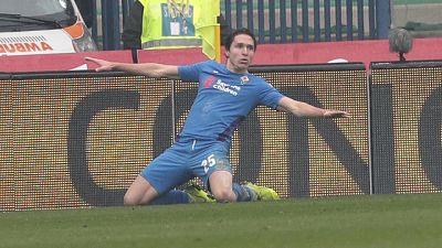 Serie A, Chievo-Fiorentina 3-4