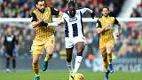 Palace sign Sako on short-term deal from West Brom