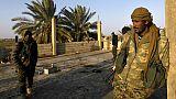Syrie: dans le réduit de l'EI, les forces arabo-kurdes face à une résistance acharnée