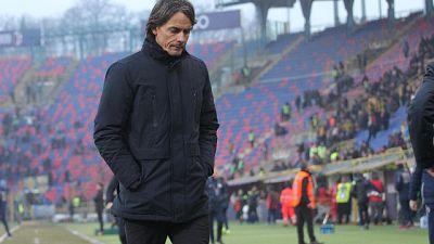 Frosinone ne fa 4 al Bologna