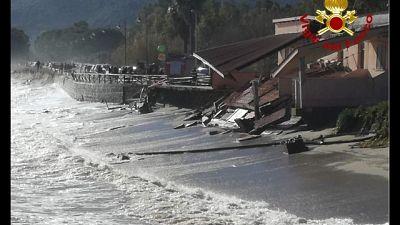 Maltempo: temporali e vento al sud