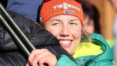 Biathlon: Dahlmeier vince a Anterselva