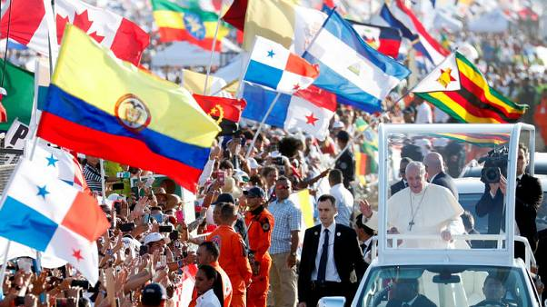 Pope winds up Panama global youth gathering with big outdoor Mass