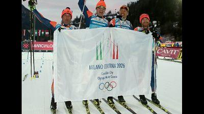 Marcialonga: Olimpionici per Giochi 2026
