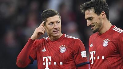 Bundesliga: Bayern vince, torna a -6