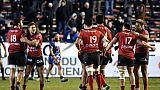 Top 14: Toulon renverse le Stade Français à l'issue d'un match fou