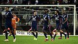 Ligue 1: sans briller, Lyon consolide sa troisième place à Amiens