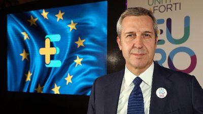 Della Vedova primo segretario di +Europa
