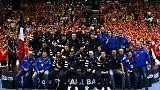 Hand: les Bleus se rachètent avec une vingtième médaille