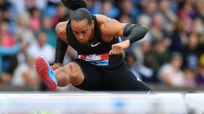 Athlétisme: Martinot-Lagarde 4e en finale en 7 sec 70 pour sa rentrée sur 60 m haies