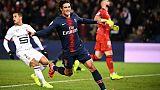 Ligue 1: le Paris SG, privé de Neymar, l'emporte contre Rennes 4-1