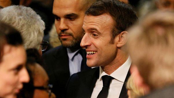 France's Macron dismisses attacks by Italy's Salvini, Di Maio