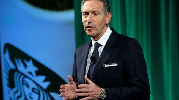 Former Starbucks CEO considering independent White House bid
