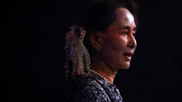 Suu Kyi to investors - Myanmar is open for business