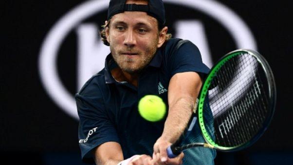 Classement ATP: Pouille gagne 14 places, Federer en perd 3