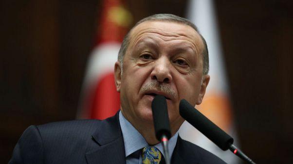 أردوغان: نهدف لإقامة مناطق آمنة في سوريا من أجل عودة اللاجئين