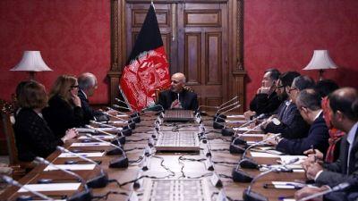 """Afghanistan: Washington toujours en quête de """"dialogue entre Afghans"""""""